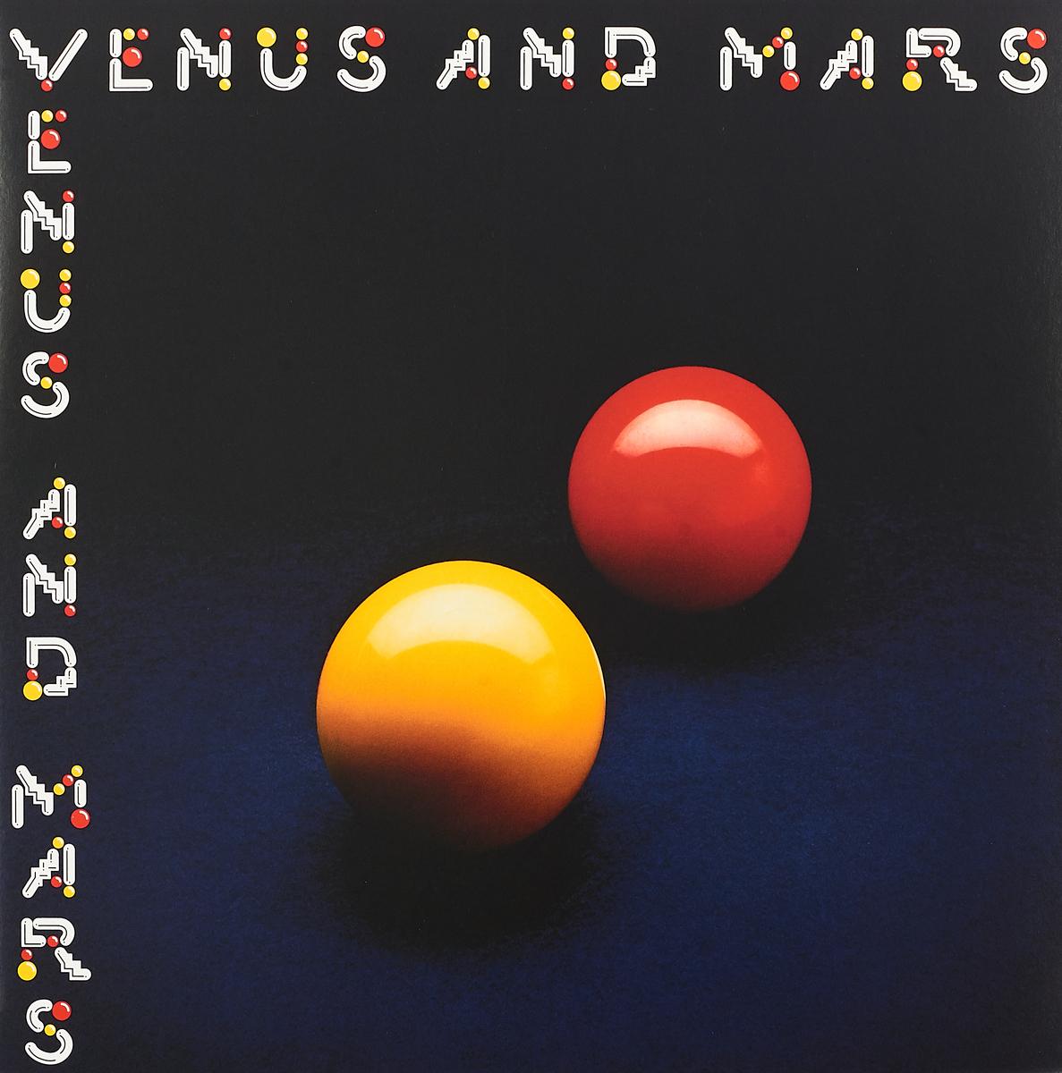 где купить Пол Маккартни Paul McCartney. Venus And Mars (Coloured) (LP) по лучшей цене