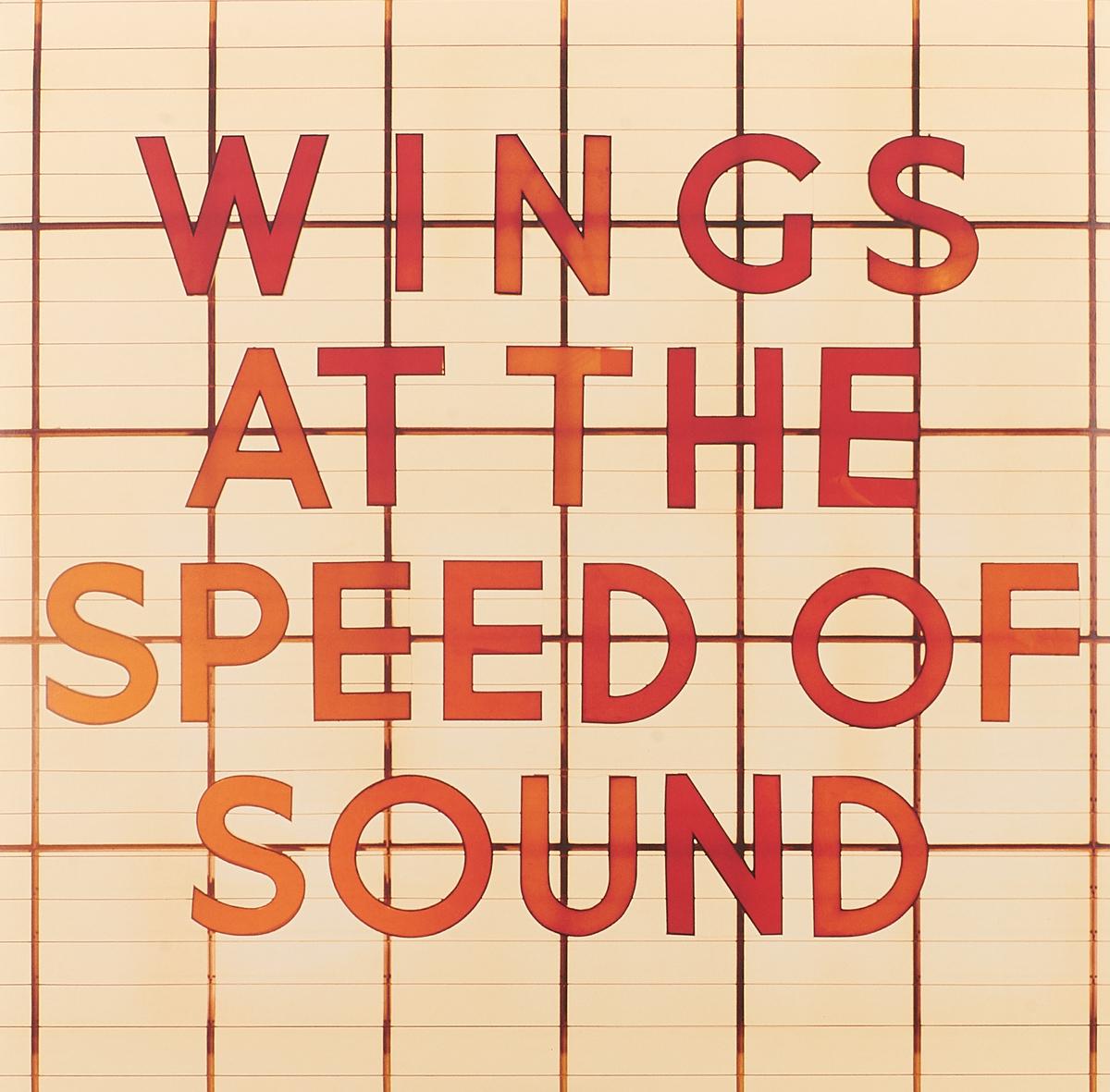 где купить Пол Маккартни Paul McCartney. At The Speed Of Sound (Coloured) (LP) по лучшей цене