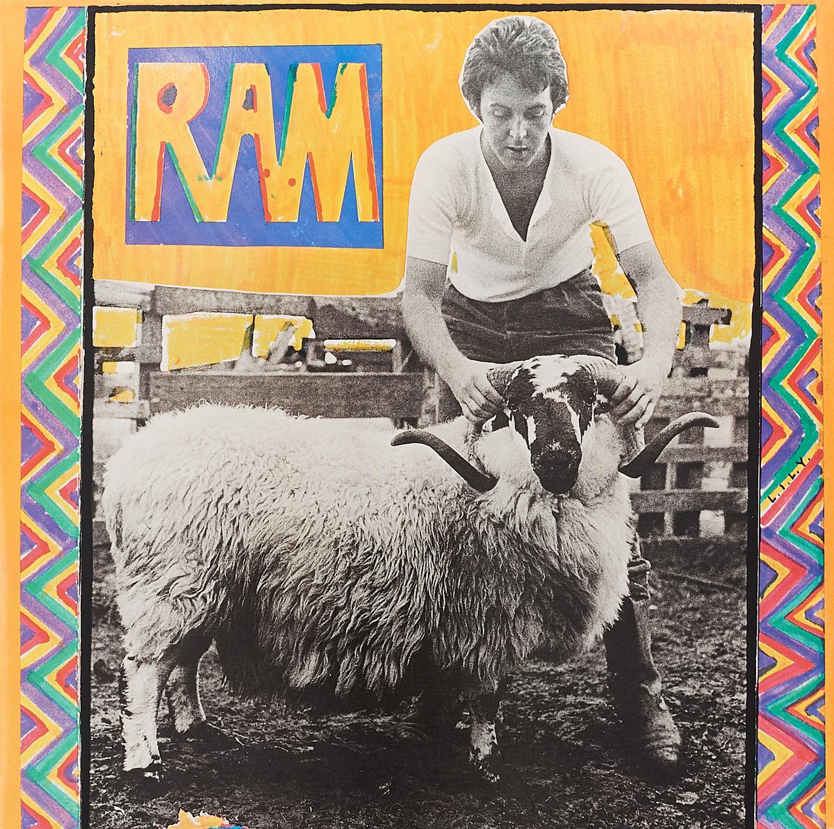где купить Пол Маккартни Paul McCartney. Ram (Coloured) (LP) по лучшей цене