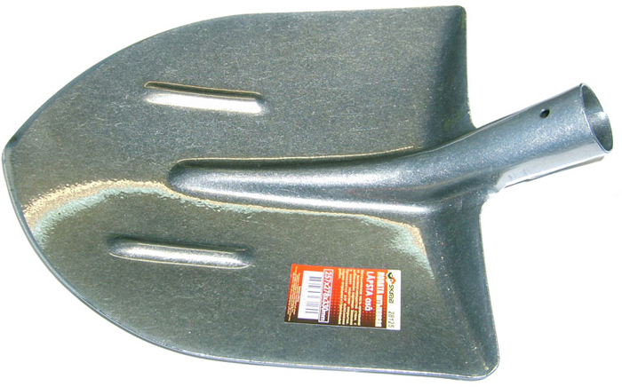 Лопата штыковая Skrab, изогнутая, 257 х 278 х 330 мм лопата skrab 28110