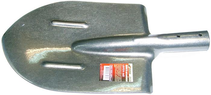 Лопата штыковая Skrab, без черенка, 25,7 х 27,8 х 33 см лопата штыковая без черенка 210 х 280 мм