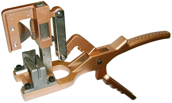 Секатор прививочный Skrab Профи, до 20 мм секатор skrab с плавающей ручкой 28034