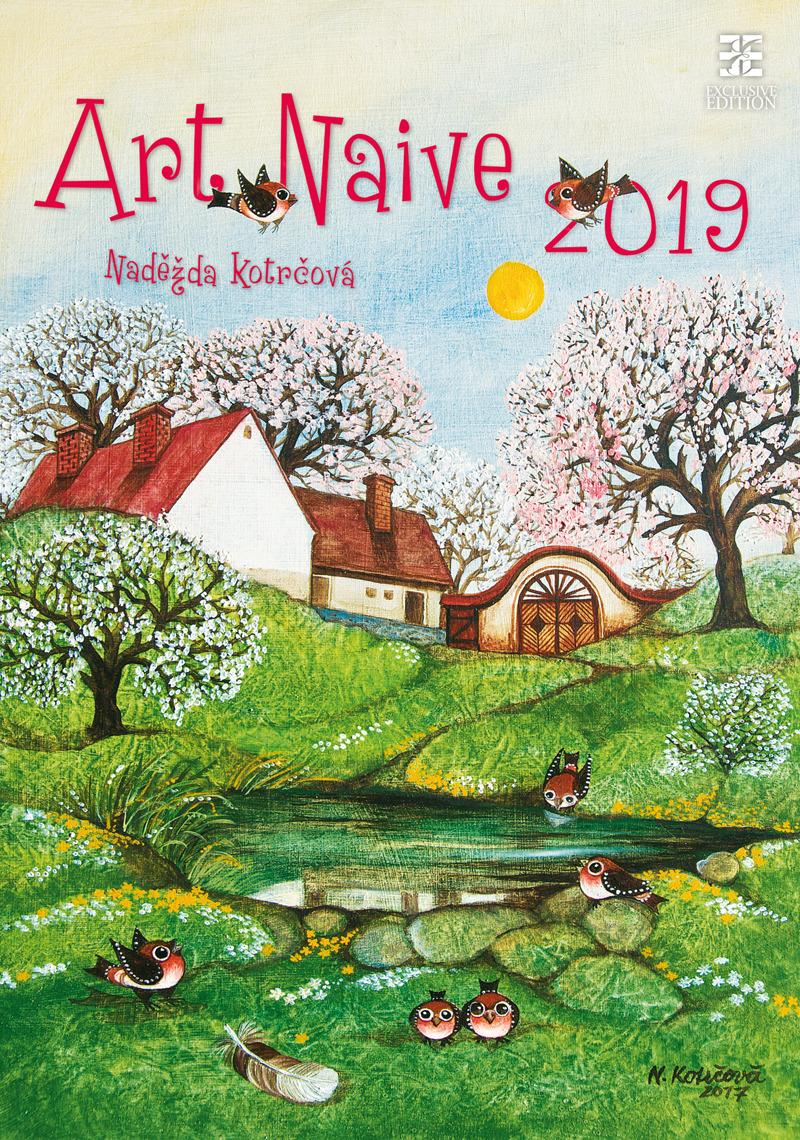 Art Naive (Наивное искусство) 2019 оперное искусство 1dvd