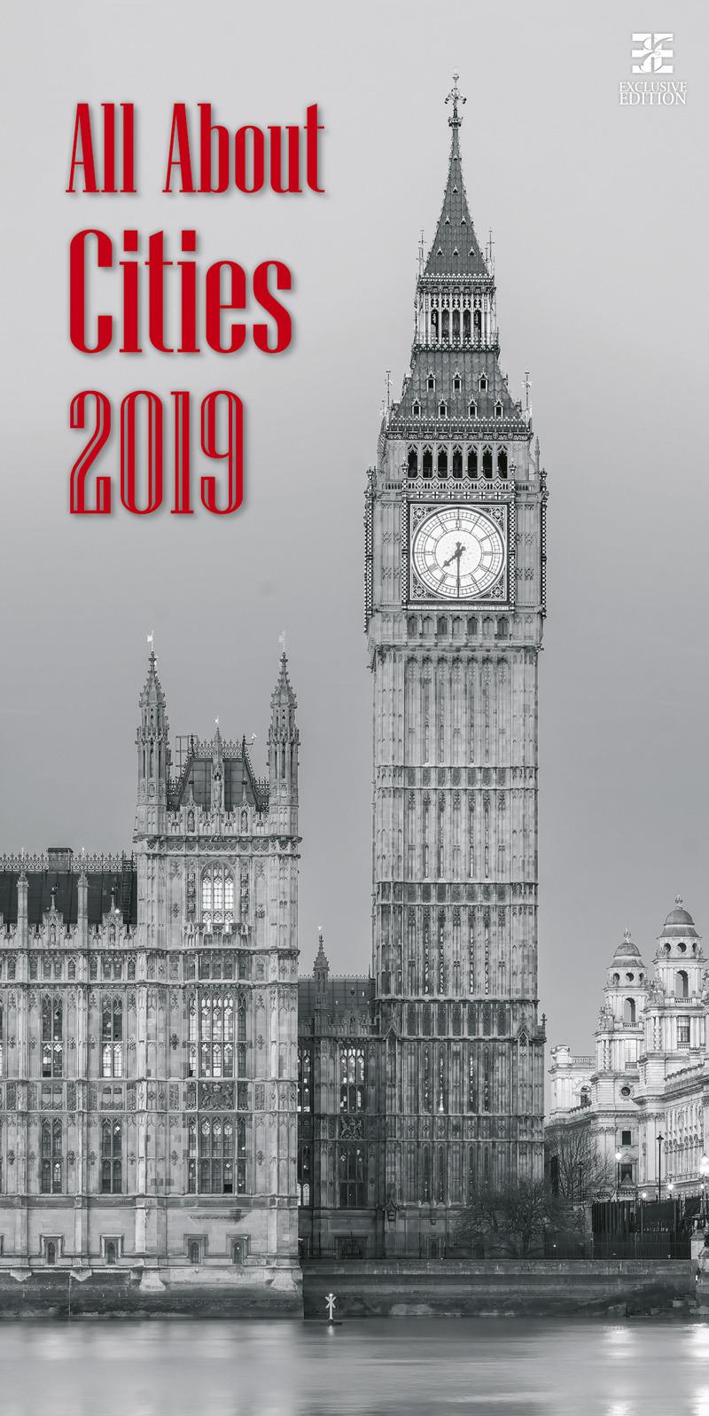 All About Cities (Всё о городах) 2019