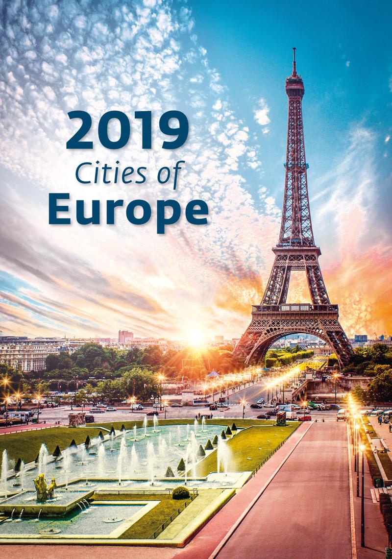 Cities of Europe (Города Европы) 2019