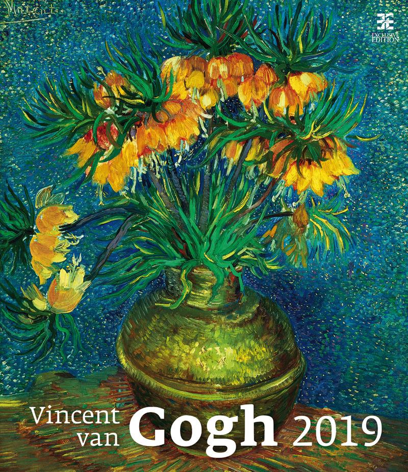 Фото - Календарь 2019. Vincent van Gogh korenaren vincent van gogh 1890 canvas art print with 1 5 inch deep frame black edge 14 x 16