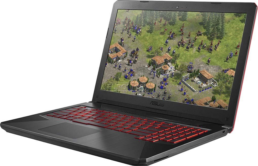 Ноутбук ASUS FX504GE-E4420T, Metal