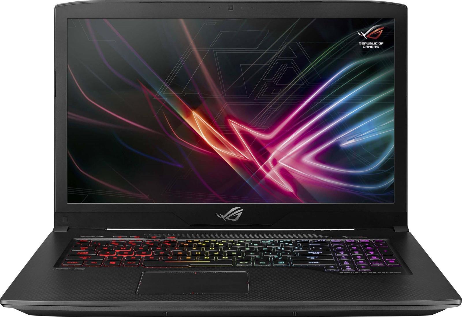 Ноутбук ASUS GL703GS-E5047T, Gunmetal gl703gs e5062