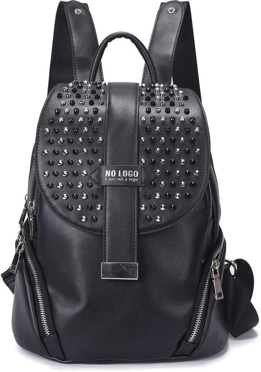 Рюкзак женский OrsOro, цвет: черный. DW-850/1 yuanhaibo hair yuanhaibo 6a 3 100% yhb 13m 221108