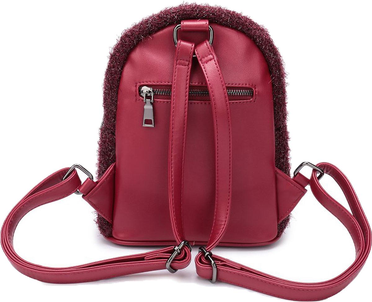 Рюкзак женский OrsOro, цвет:  винный.  DW-827/4 OrsOro