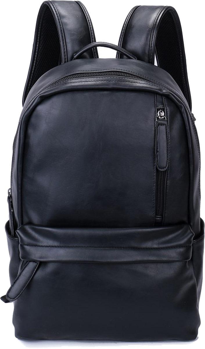 Рюкзак мужской Grizzly, цвет: черный. RM-92/1 80 06935 00 1 салатник 2 порц кв молодеж коб сетка тл1