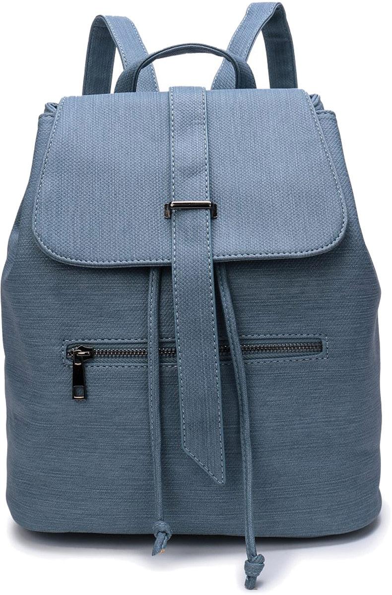 Рюкзак женский OrsOro, цвет: синий джинс. DW-815/1