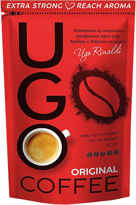 Кофе растворимый UGO Original, 75 г wollinger 3d кофе растворимый 150 г