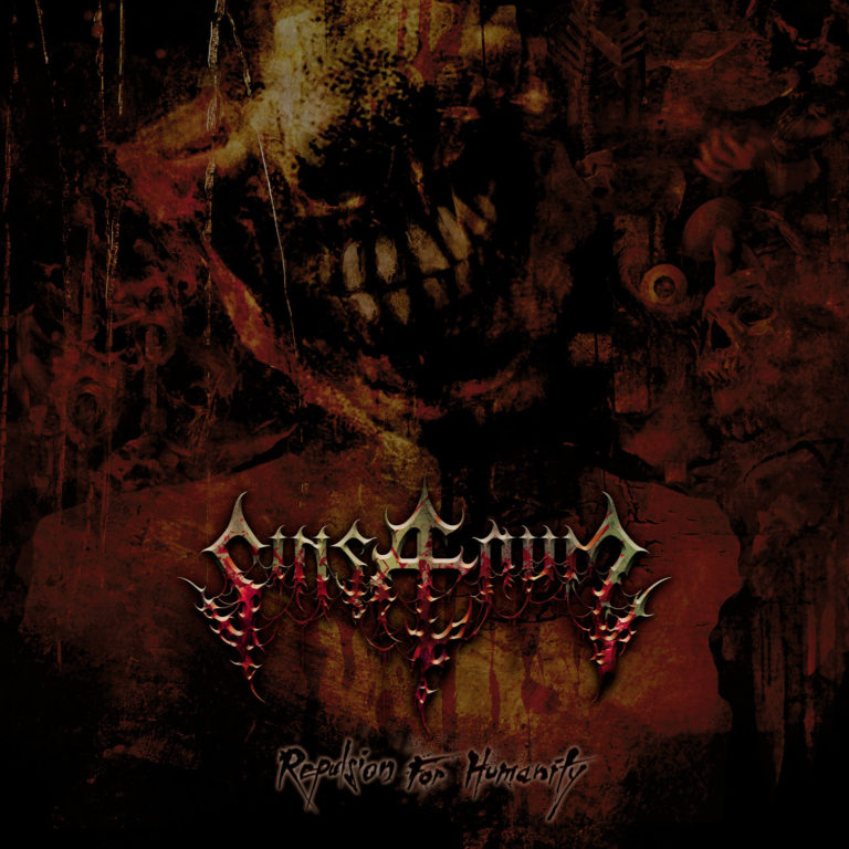 Sinsaenum Sinsaenum. Repulsion for Humanity футболка рингер printio чёрный причёрный кот