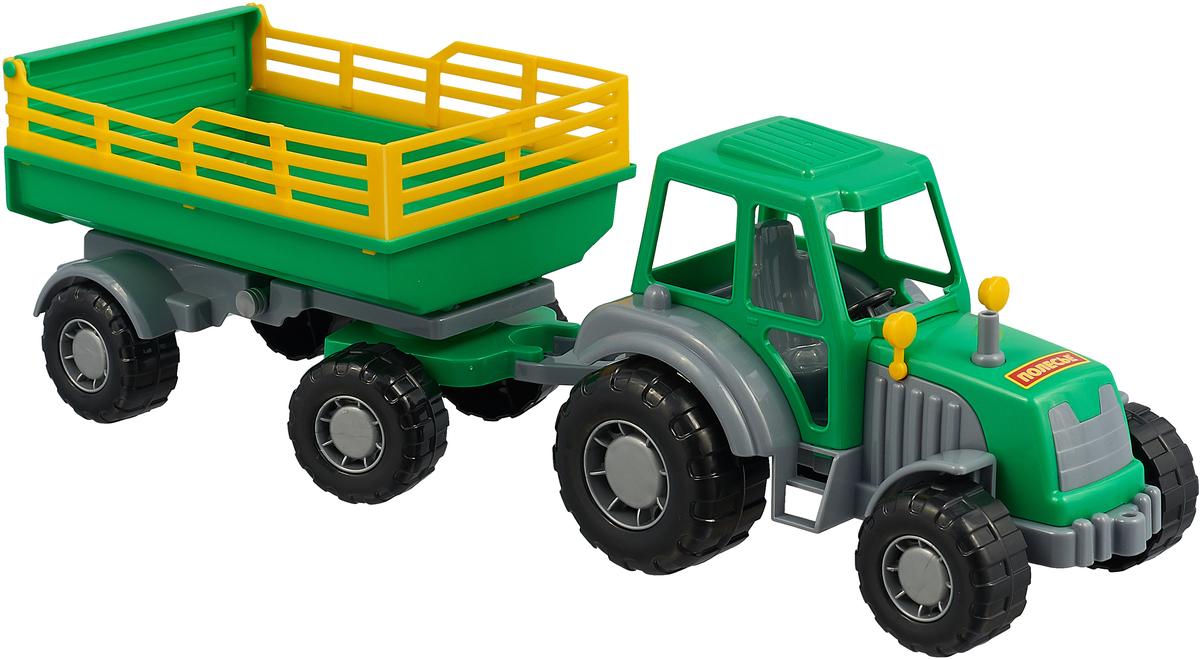 Трактор Полесье
