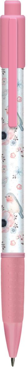 Набор шариковых ручек Expert Complete Compliment Birds, цвет чернил: синий, 0,7 мм, 24 шт expert complete ручка шариковая stick цвет корпуса оранжевый синяя