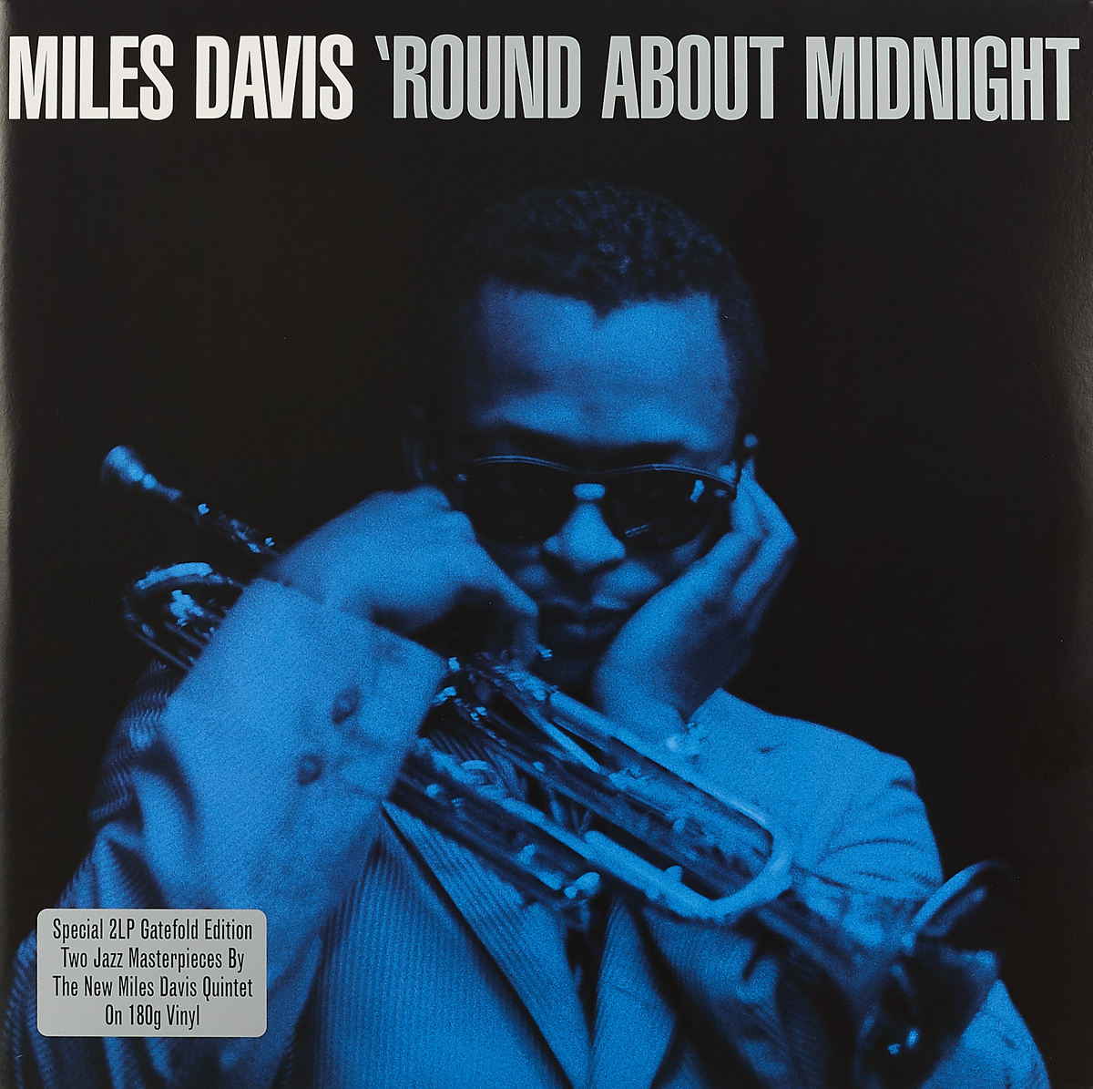 Майлз Дэвис Miles Davis. Round About Midnight (2 LP) майлз дэвис оскар петтифорд ред гарланд филли джо джонс miles davis the musings of miles lp