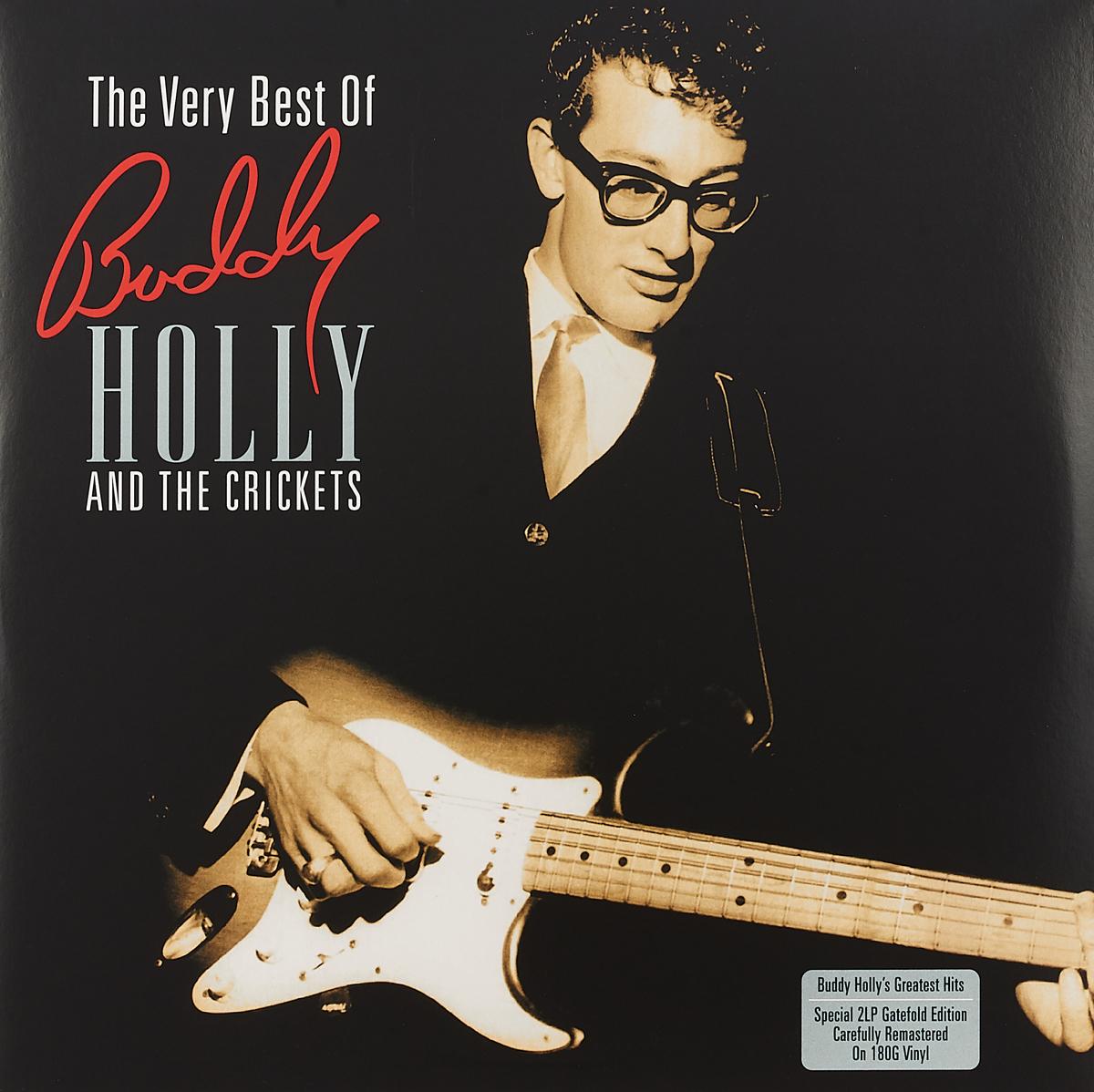 Бадди Холли Buddy Holly. Very Best Of (2 LP) the music of buddy holly