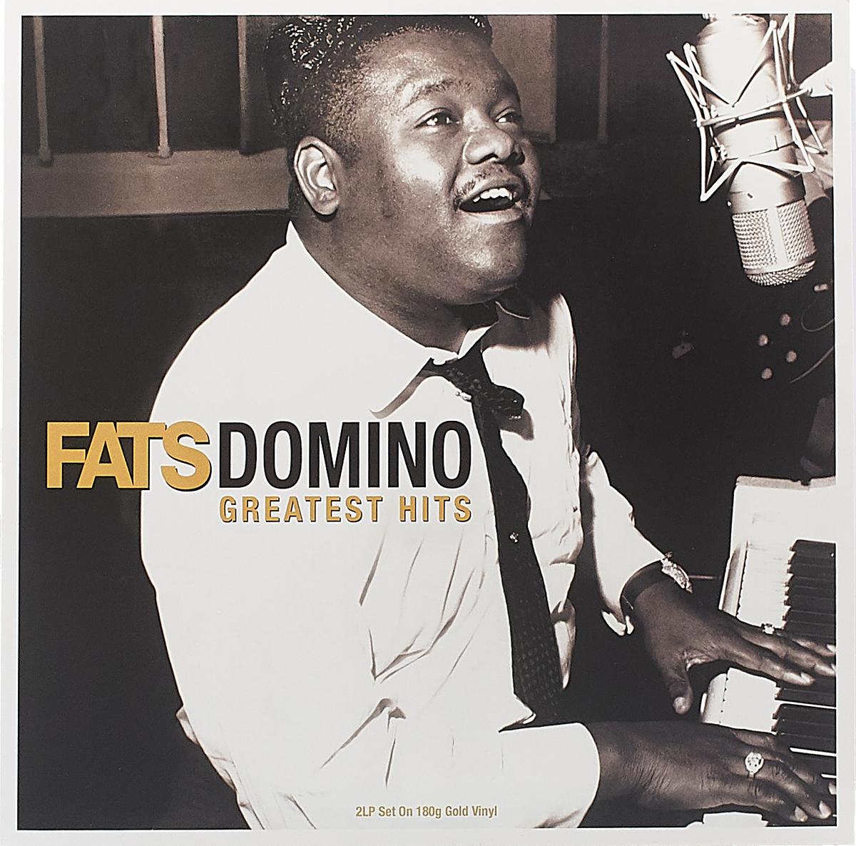 Фэтс Домино Fats Domino. The Very Best Of Gold (2 LP) stevie nicks stevie nicks crystal visions… the very best of stevie nicks 2 lp