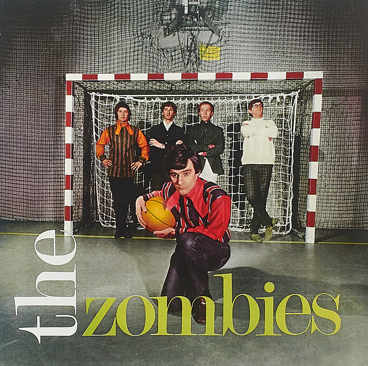 The Zombies The Zombies. The Zombies (LP) реми шанд remy shand the way i feel