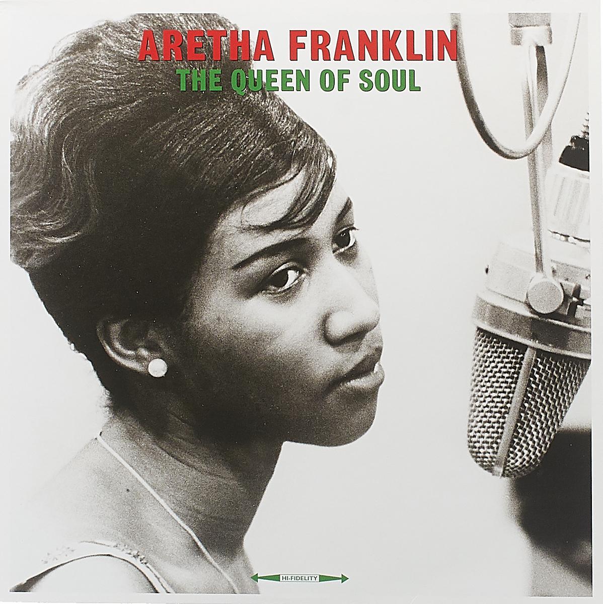 Арета Фрэнклин Aretha Franklin. The Queen Of Soul (LP) арета фрэнклин aretha franklin aretha
