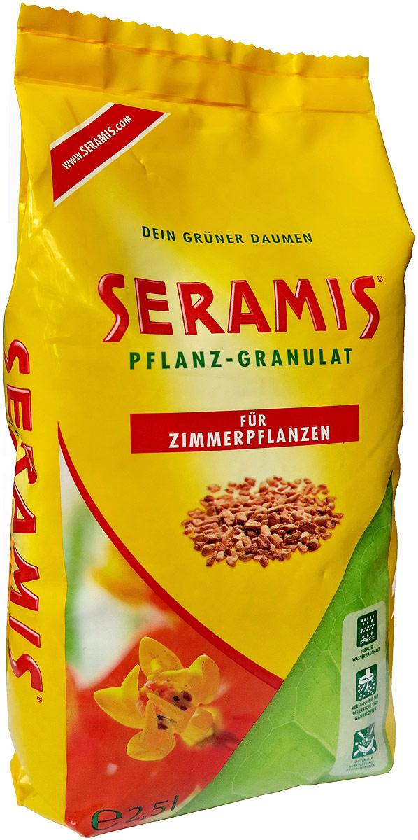 Гранулят Seramis, для комнатных растений, универсальный, 2,5 л гранулят seramis для кактусов и суккулентов 2 5 л