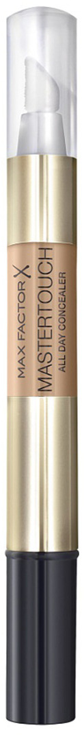 все цены на Max Factor Корректор Mastertouch Under-eye Concealer 306 тон fair 10 мл