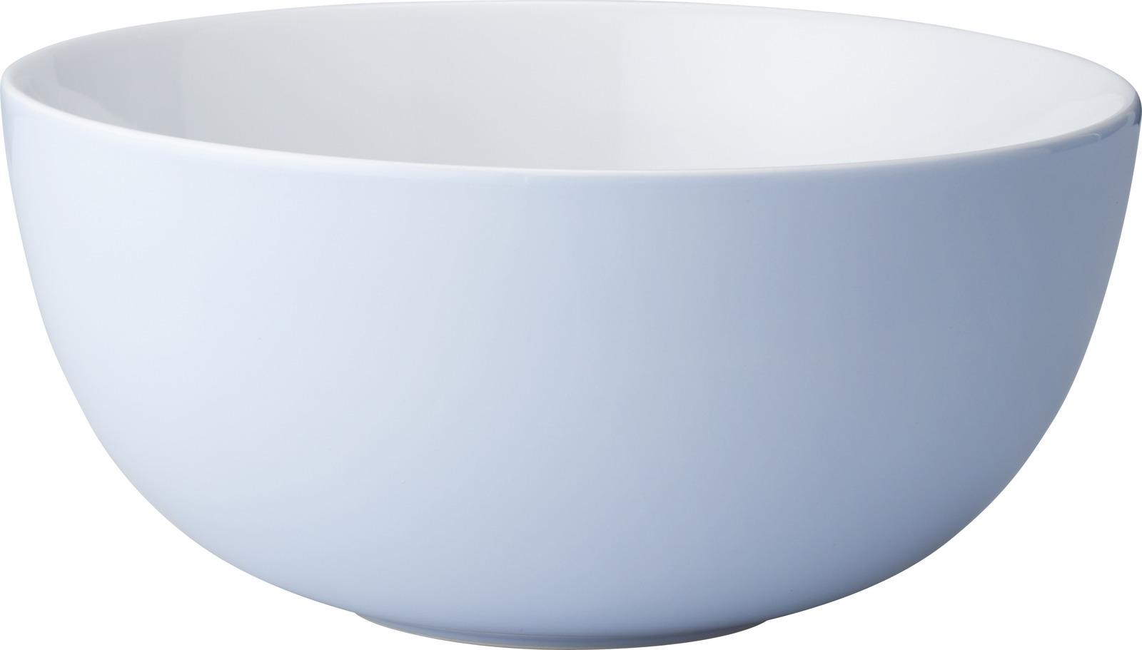 В большой чаше Emma удобно подавать салаты. Также чашу можно использовать как вазу для фруктов.