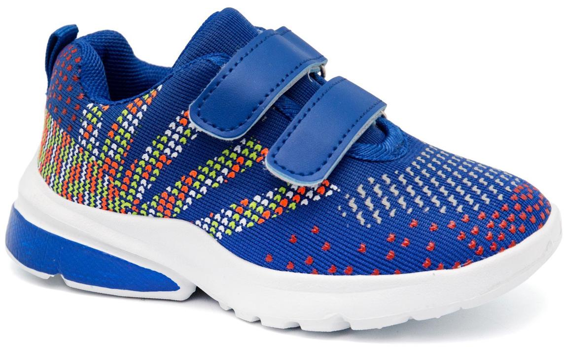 Кроссовки для мальчика Счастливый ребенок, цвет: синий. B 8622-1. Размер 30 кроссовки для мальчика zenden цвет красный 219 33bg 043tt размер 33