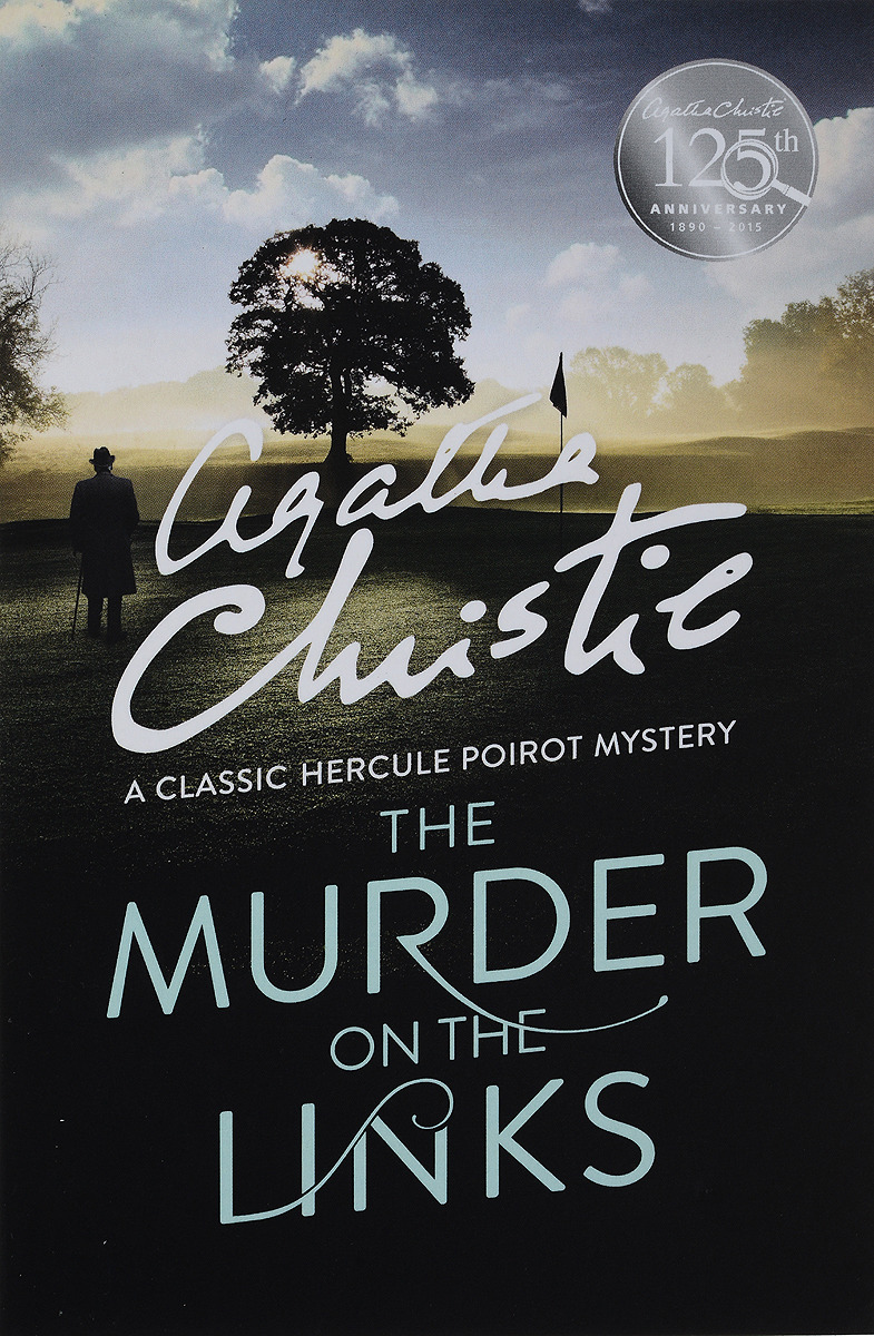 The Murder on the Links murder mysteries 4 the head is dead