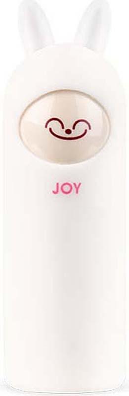 ВнешнийаккумуляторRombicaNEORabbitJoy,5000мАч, цвет: белый внешний аккумулятор samsung eb pg930bbrgru 5100mah черный