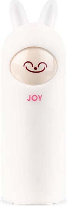 ВнешнийаккумуляторRombicaNEORabbitJoy,5000мАч, цвет: белый внешний аккумулятор rombica neo az220s quick цвет серебристый 22000 мач