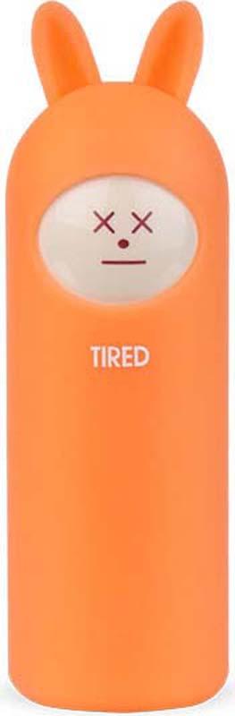 ВнешнийаккумуляторRombicaNEORabbitTired,5000мАч,цвет: оранжевый, 5000 мАч внешний аккумулятор rombica neo az220s quick цвет серебристый 22000 мач