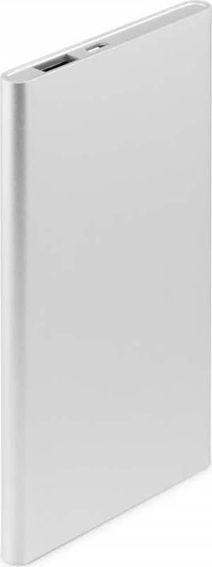 Внешний аккумулятор Rombica NEO AX70S, цвет: серебристый, 7000 мАч