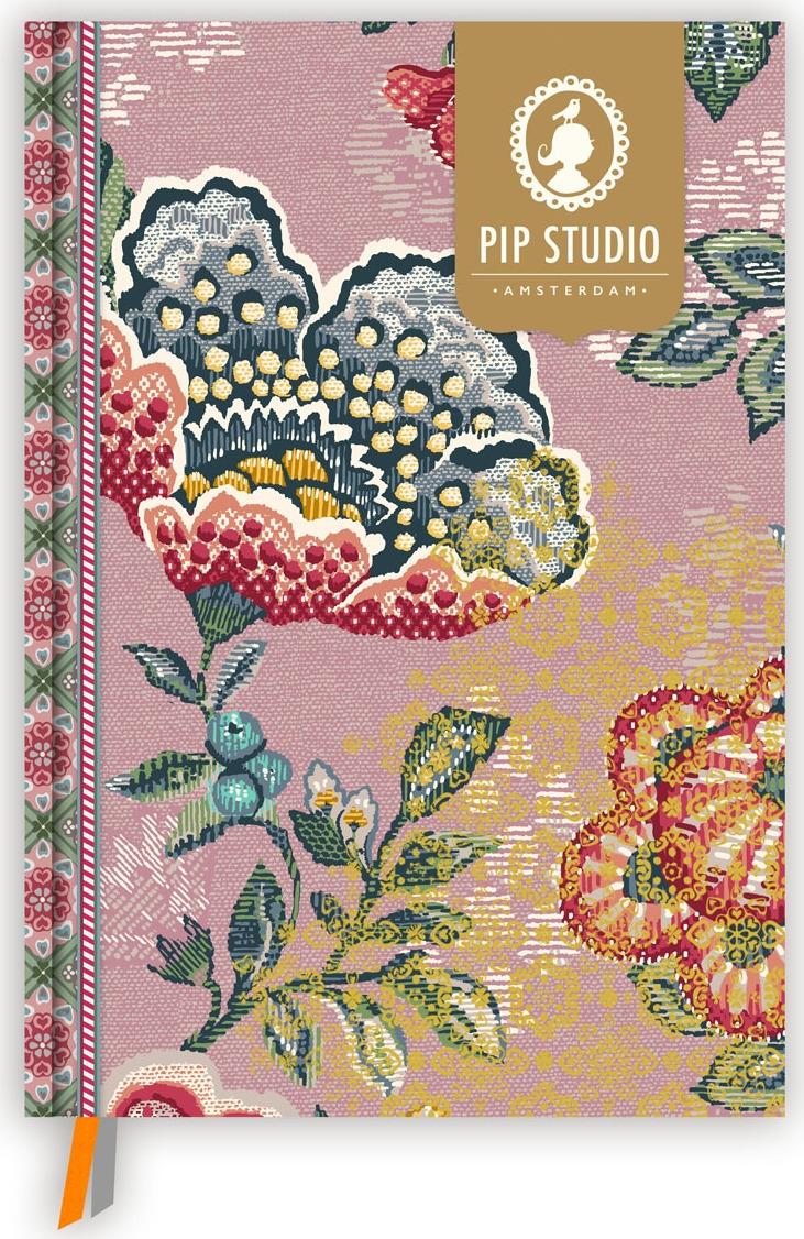 Еженедельник Pip Studio, формат А6 музыкальная развивающая игрушка happy baby музыкальный брелок pip pip keys 330639