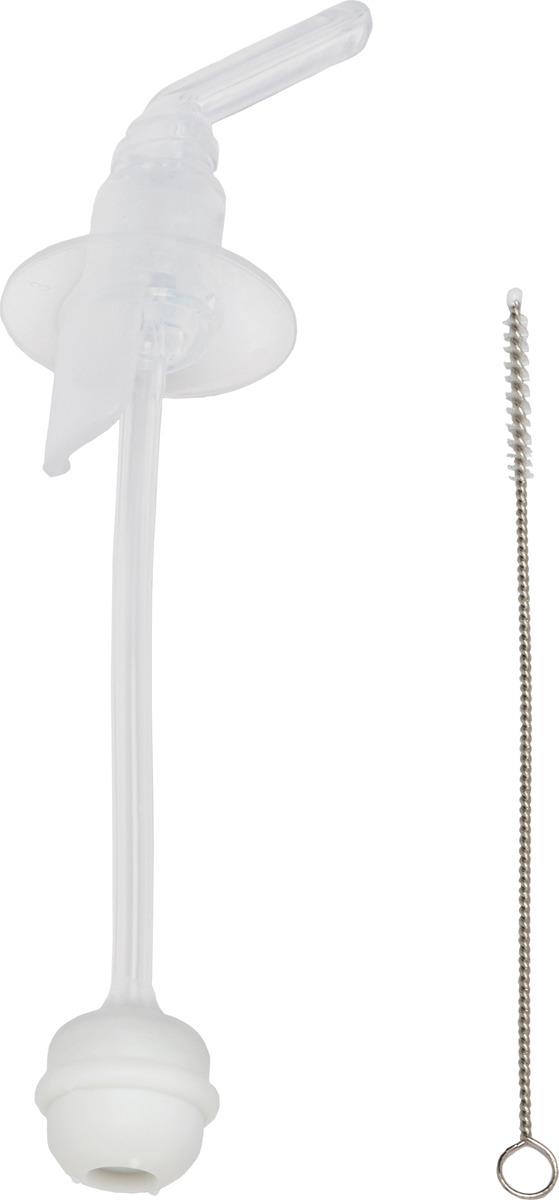 Трубочка для поильника Dr. Brown's, с грузиком. TC073 аксессуары для бутылочек и поильников dr browns трубочка для чашки термоса 2 шт