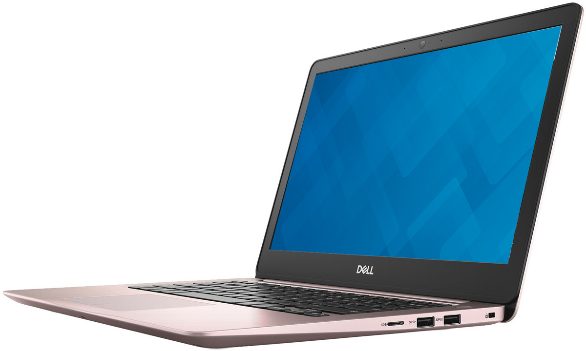 Ноутбук Dell Inspiron 5370, Pink