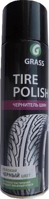 Чернитель шин Grass Tire Polish , 650 мл  - купить со скидкой