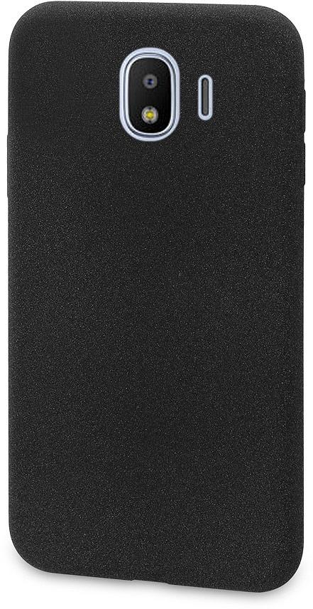 Чехол-накладка для сотового телефона DYP Liquid Pebble для Samsung Galaxy J4, Black цена и фото