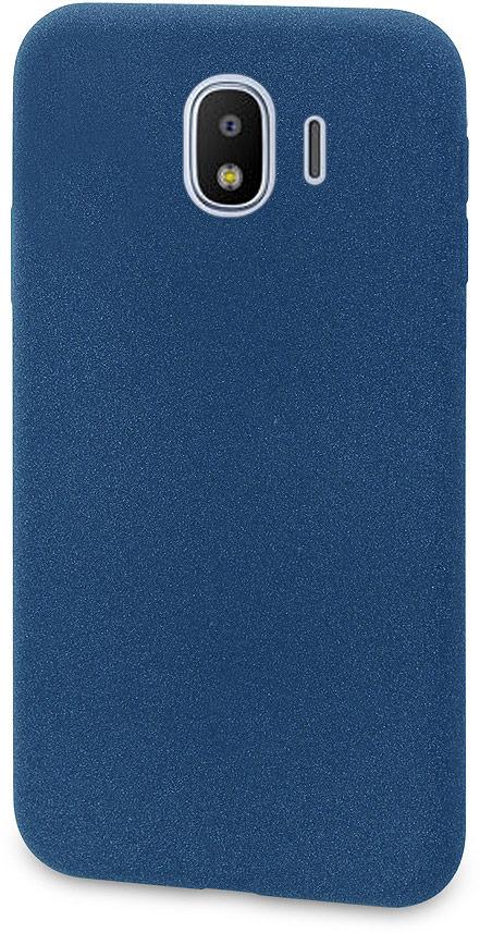 купить Чехол-накладка для сотового телефона DYP Liquid Pebble для Samsung Galaxy J4, Dark Blue по цене 547 рублей