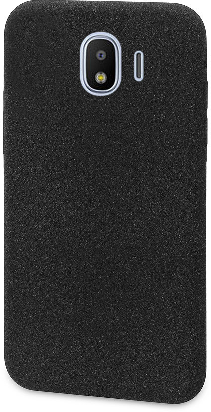 Чехол-накладка для сотового телефона DYP Liquid Pebble для Samsung Galaxy J2, Black