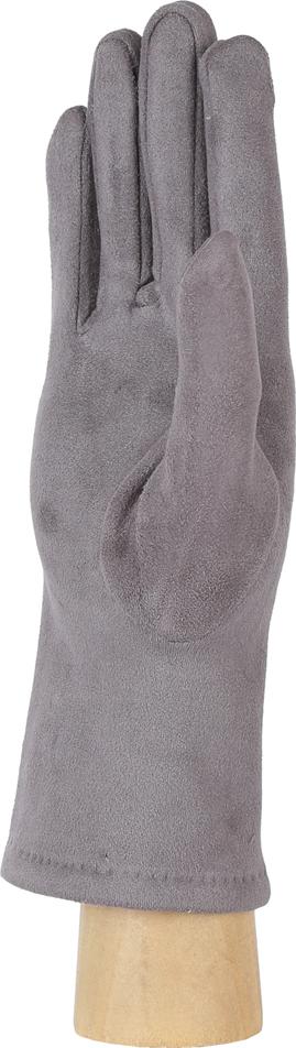 Перчатки женские Fabretti, цвет:  серый.  HB2018-29.  Размер универсальный Fabretti
