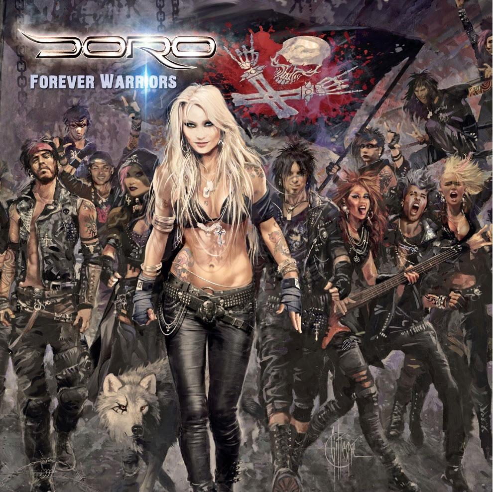 Doro Doro. Forever Warriors кастрюля pomi doro friggere cl2401