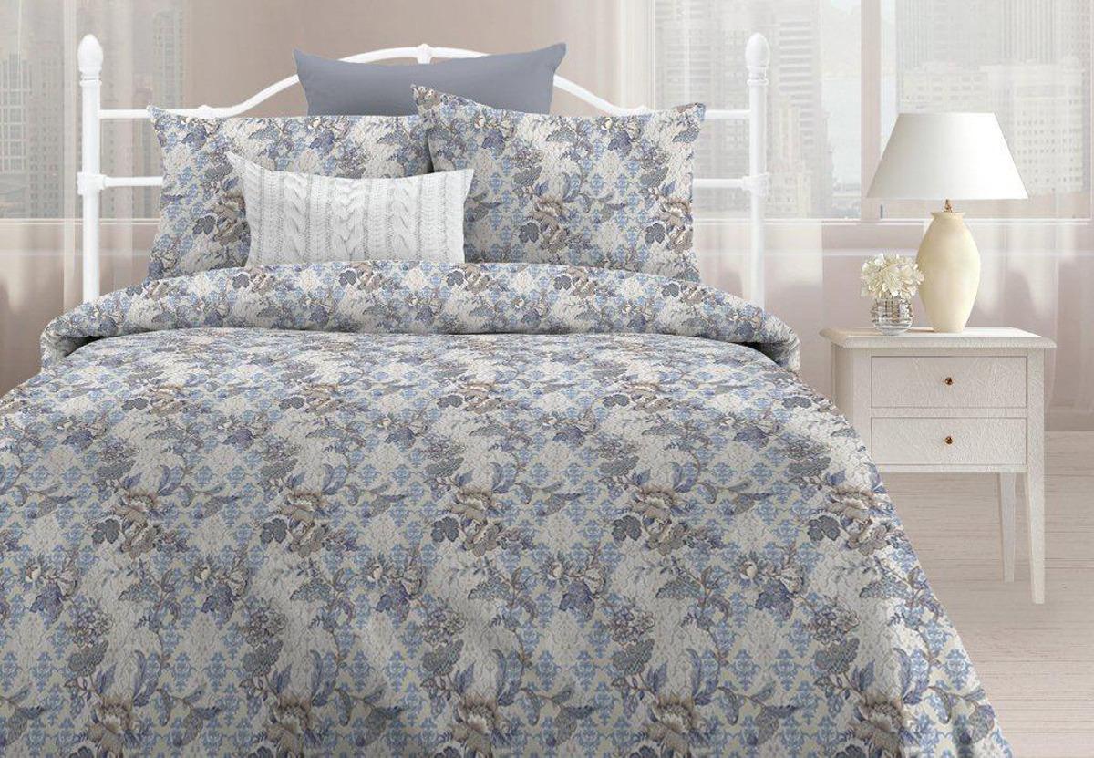 Комплект постельного белья Любимый дом Ботичелли, 1,5 спальное, наволочки 70х70 любимый дом бязь гладиолусы