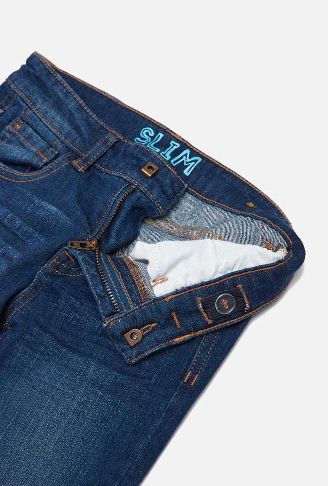Джинсы для мальчика Acoola Malta, цвет:  синий.  20120160167_500.  Размер 128 Acoola