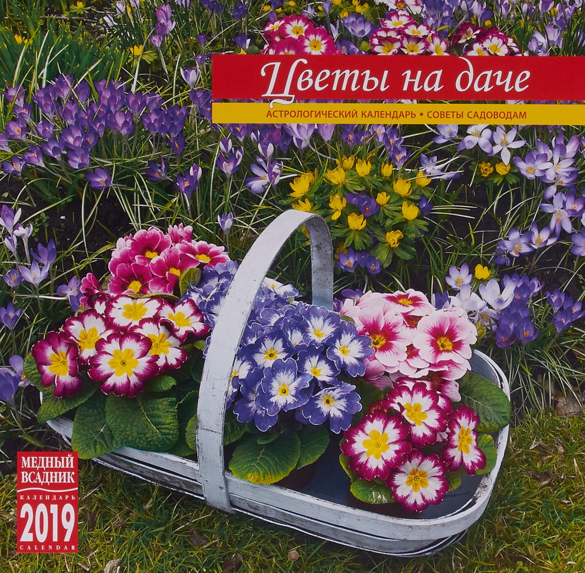 Календарь на скрепке на 2019 год. Цветы на даче paulmann спот для штангового светильника paulmann light