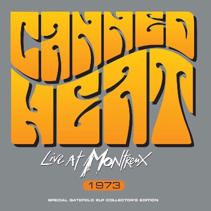 Canned Heat Canned Heat. Live At Montreux 1973 (2 LP) russia canned fish