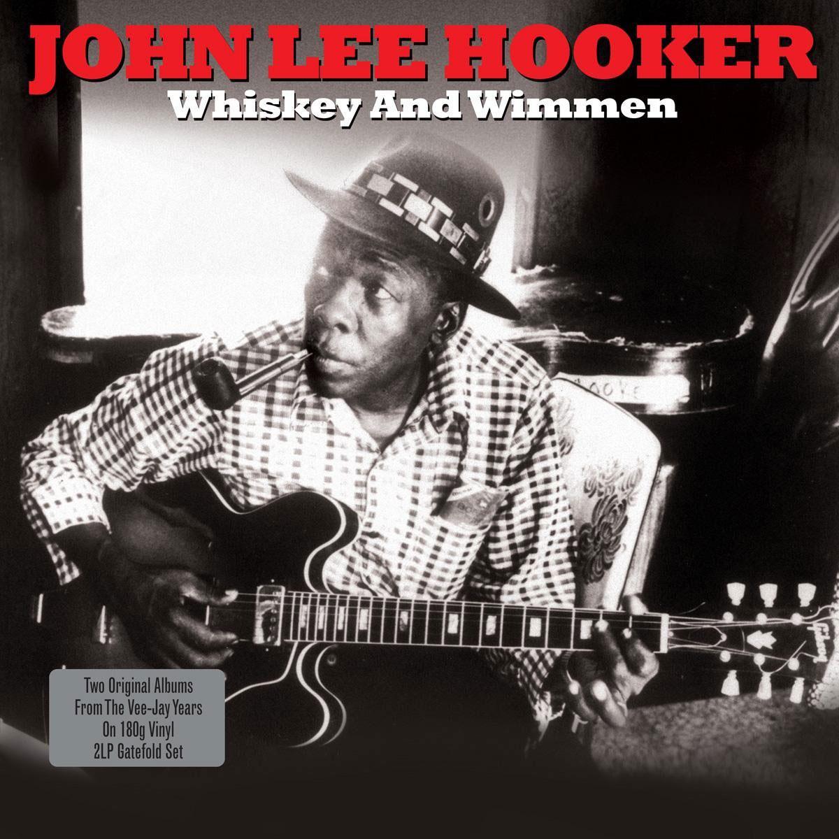 Джон Ли Хукер John Lee Hooker. Whiskey & Wimmen (2 LP)