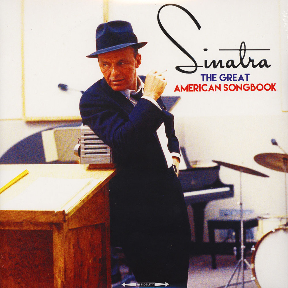 Фрэнк Синатра Frank Sinatra. The Great American Songbook (2 LP) the music of frank mills