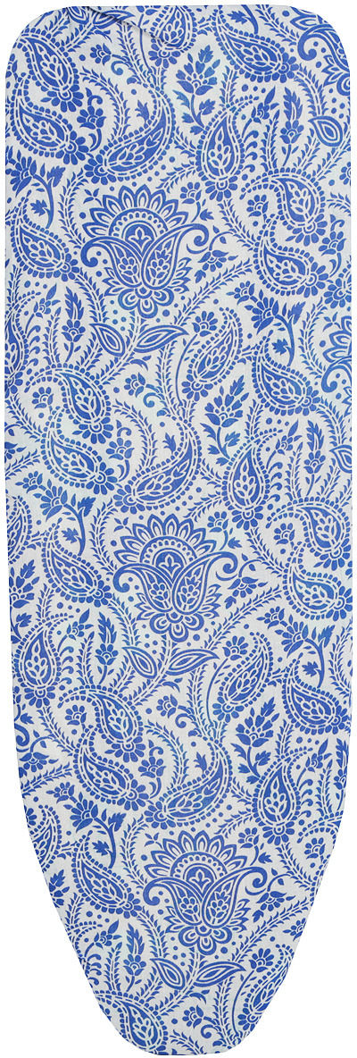 "Чехол для гладильной доски ""Eva"", 129 х 45 см цвет: синий"